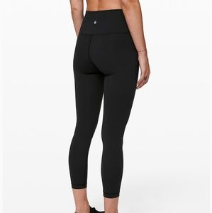 SOLD Lululemon 7/8 Wunder Under High Rise Tight 6